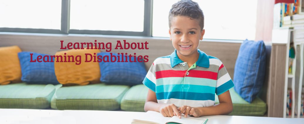 Learning about learning disabilities
